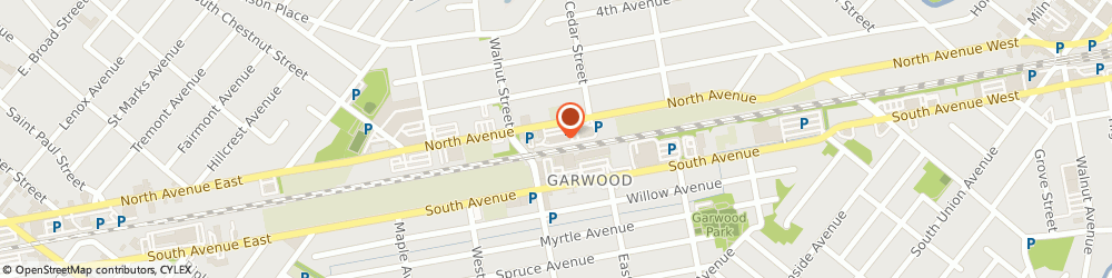 Route/map/directions to Dunkin', 07027 Garwood, 323 North Ave