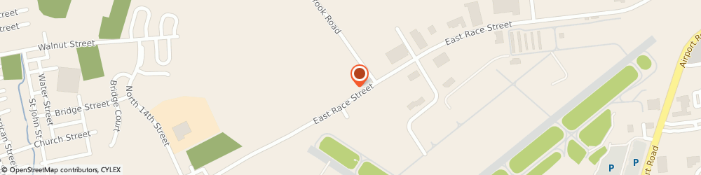 Route/map/directions to Brosky Insurance Agency Inc, 18109 Allentown, 1540 E Race St