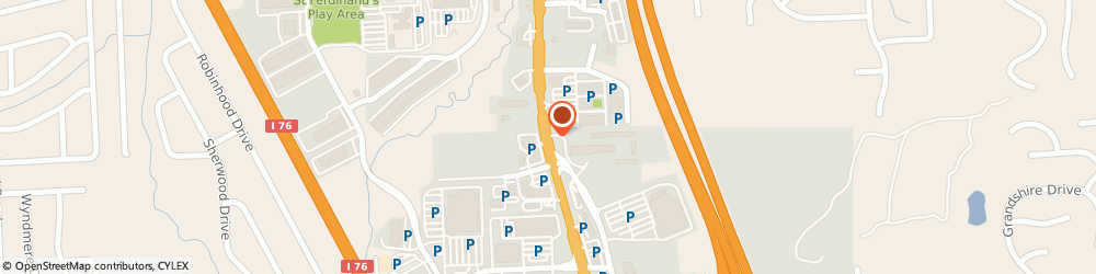 Route/map/directions to Richard W Kotch Jr Agency, 16066 Cranberry Township, 20397 Route 19 # 2