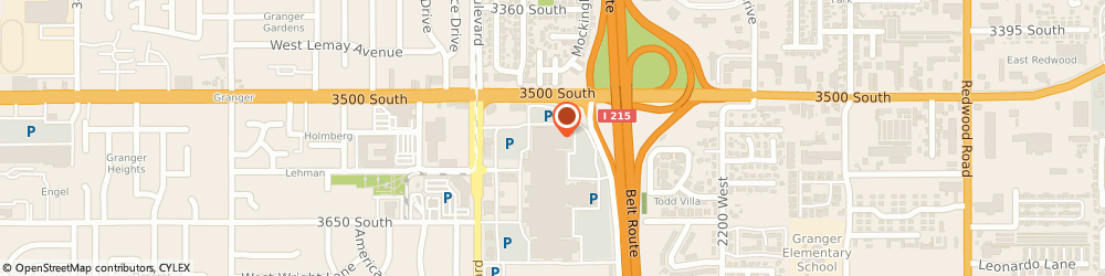 Route/map/directions to Jackson Hewitt Tax Service, 84119 Salt Lake City, 3601 CONSTITUTION BOULEVARD