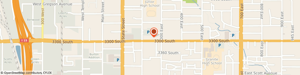 Route/map/directions to Burger King, 84115 Salt Lake City, 235 East 3300 South