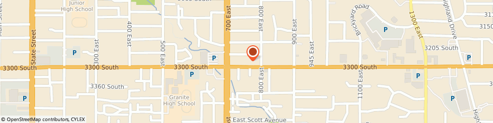 Route/map/directions to Liberty Tax Service, 84106 Salt Lake City, 747 E 3300 S