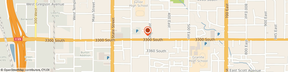 Route/map/directions to Jackson Hewitt Tax Service, 84115 Salt Lake City, 269 EAST 3300 SOUTH
