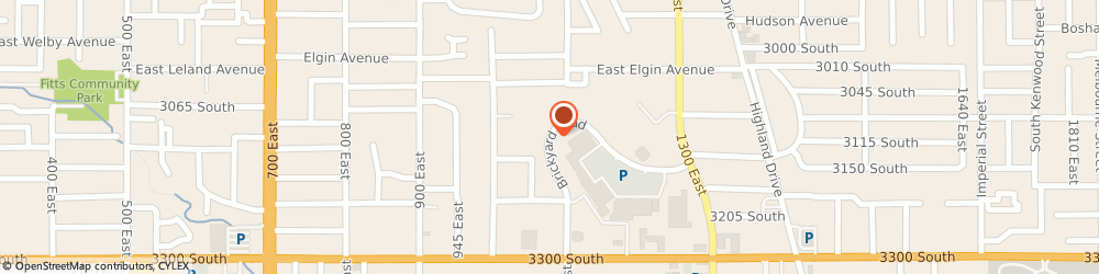 Route/map/directions to Account Tec, 84106 Salt Lake City, 1172 Brickyard Rd # 200