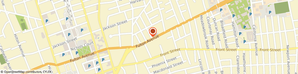 Route/map/directions to Navy Federal Credit Union ATM, 11550 Hempstead, 531 Fulton Ave