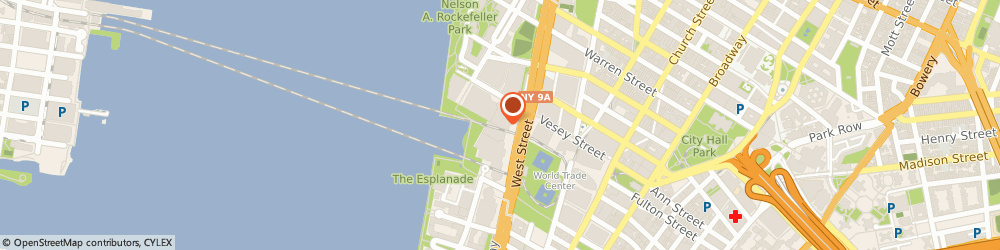 Route/map/directions to Tory Burch, 10281 New York, 200 Vesey Street