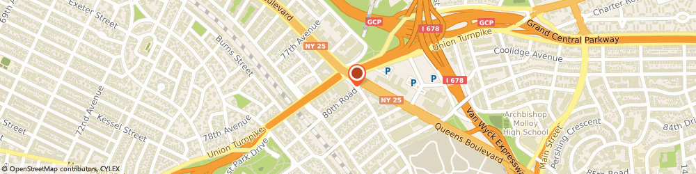 Route/map/directions to Robert Half Accountemps Kew Gardens, 11415 Kew Gardens, 80-02 Kew Gardens Road