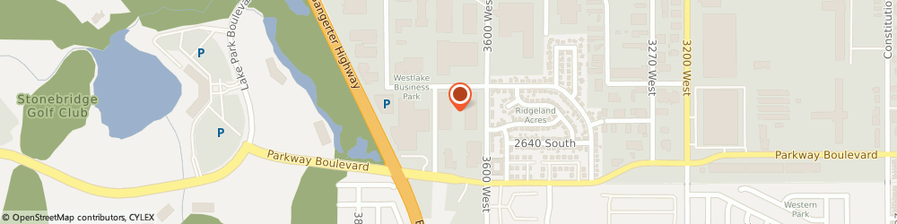 Route/map/directions to Amarr Garage Doors, 84120 Salt Lake City, 3687 GREAT LAKES DR # A
