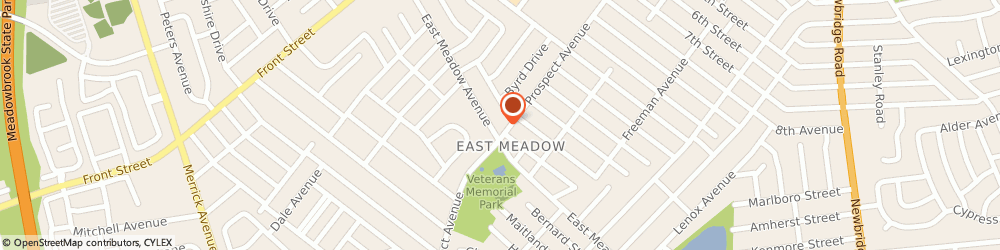 Route/map/directions to 7-Eleven, 11554 East Meadow, 391 E Meadow Ave