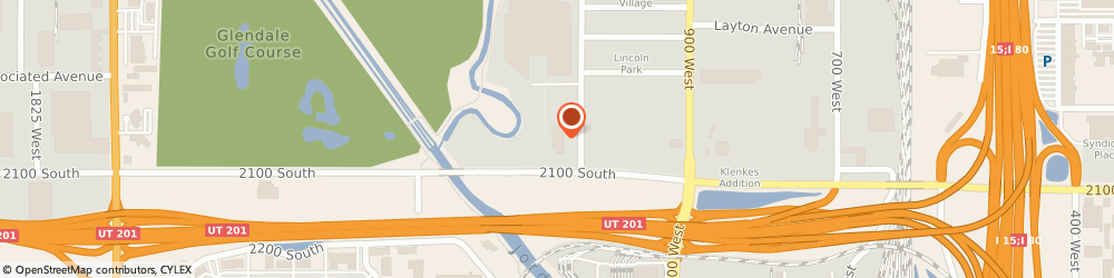 Route/map/directions to United Rentals, 84119 Salt Lake City, 1070 W 2100 S