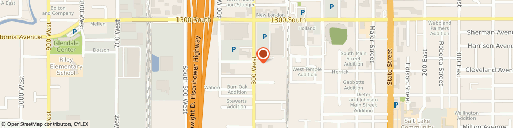 Route/map/directions to Liberty Tax Service, 84115 Salt Lake City, 1423 S 300 W