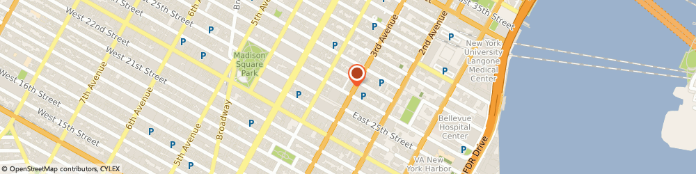 Route/map/directions to Modern Pinball NYC, 10016 New York, 362 3rd Ave
