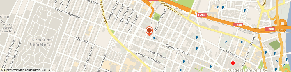 Route/map/directions to Phillips Metropolitan CME, 07103 Newark, 27 Morris Ave