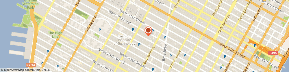 Route/map/directions to Hanamizuki Cafe, 10001 New York, 143 West 29th Street