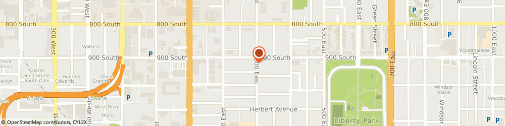 Route/map/directions to Block H & r Income Tax Services - Spanish Speaking, 84111 Salt Lake City, 274 EAST 900 SOUTH