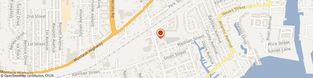 Route/map/directions to The Salvation Army - Service Extension Bureau, 11715 Blue Point, 211 Blue Point Ave