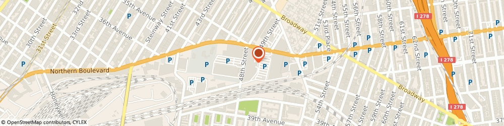 Route/map/directions to Chuck e Cheese's, 11101 Long Island City, 4818 NORTHERN BLVD