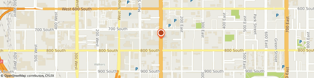 Route/map/directions to H & r Block, 84111 Salt Lake City, 754 SOUTH STATE STREET