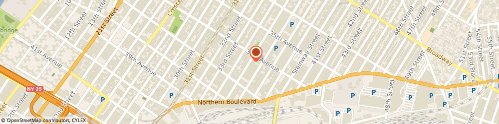 Route/map/directions to Veteran Leather Co Incorporated, 11106 Astoria, 3614 35TH STREET