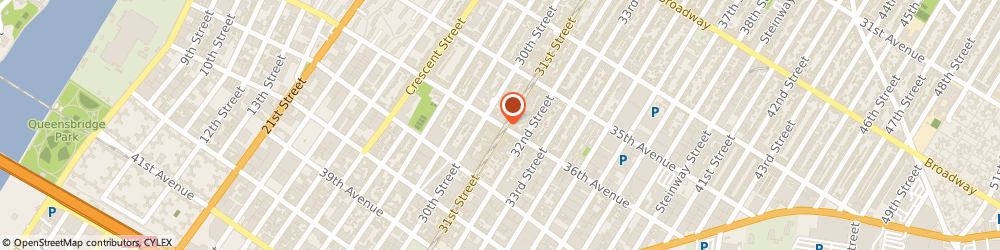 Route/map/directions to Bank of America, 11106 Astoria, 3018 36TH AVE