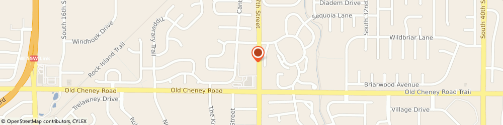 Route/map/directions to STATE FARM Paul Johnson, 68512 Lincoln, 5533 South 27Th Street, Suite 204