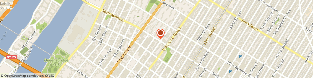 Route/map/directions to Easy Cash Corp, 11106 Astoria, 2312 36Th Ave