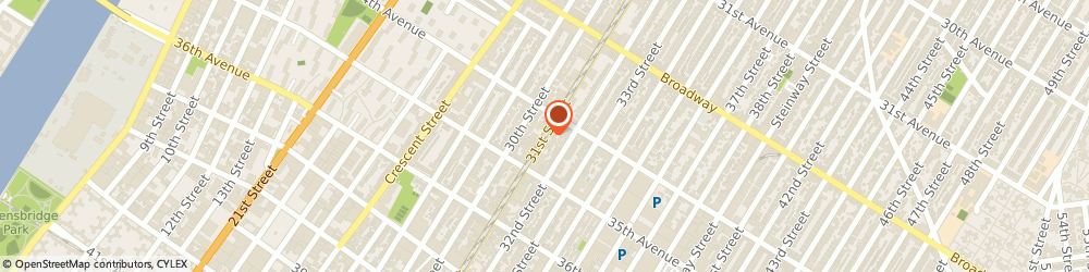 Route/map/directions to Empire Group, 11106 Astoria, 3439 31ST STREET