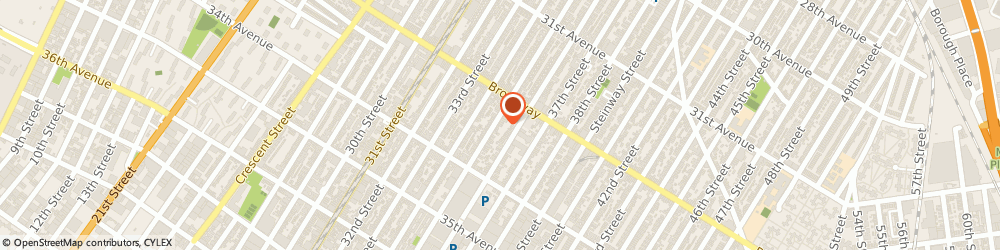 Route/map/directions to Coastal Entertainment Productions, 11106 Astoria, 32-31 35th Street