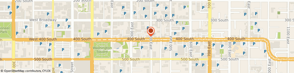 Route/map/directions to Sizzler, 84111 Salt Lake City, 371 E 4th South