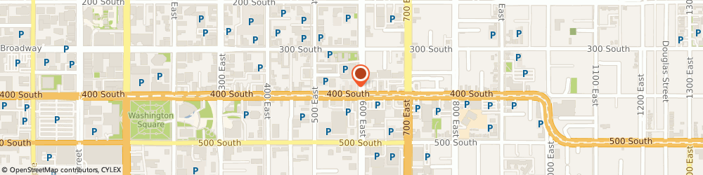 Route/map/directions to Burger King, 84102 Salt Lake City, 575 East 400 South