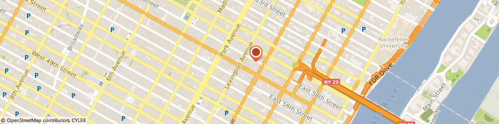 Route/map/directions to Artistic Tile, 10155 New York, 150 East 58th St.