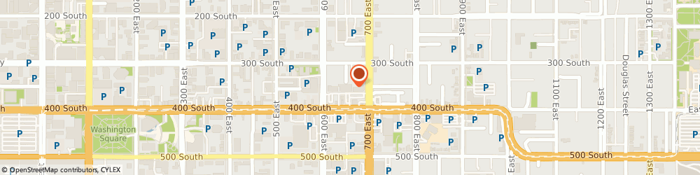 Route/map/directions to Block Advisors, 84102 Salt Lake City, 645 E 400 S