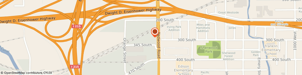 Route/map/directions to Granite-4-Less, 84104 Salt Lake City, 290 S Redwood Rd