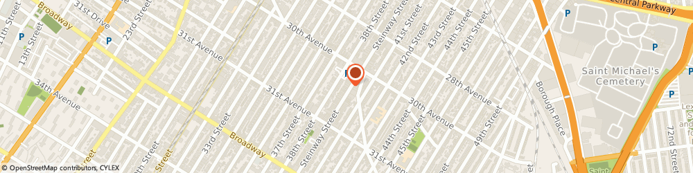 Route/map/directions to Fantasy Curtn & Linen Shops, 11103 Astoria, 3032 Steinway Street