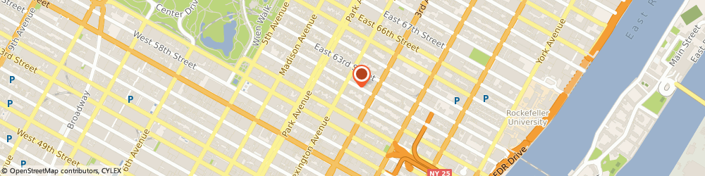 Route/map/directions to THE ANDREW W MELLON FOUNDATION, 10065 New York, 140 E. 62Nd Street
