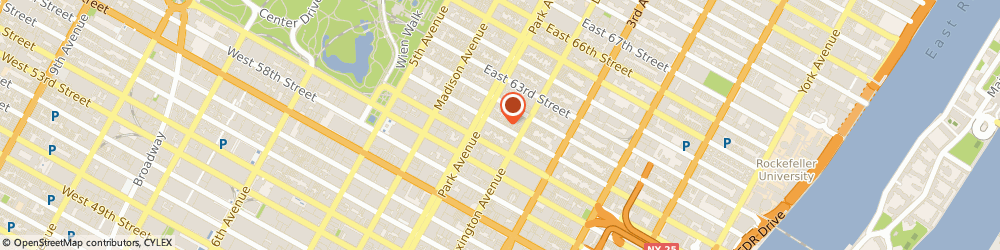 Route/map/directions to MARINA H TALLEY CSW, 10021 New York, 115 E 61St St