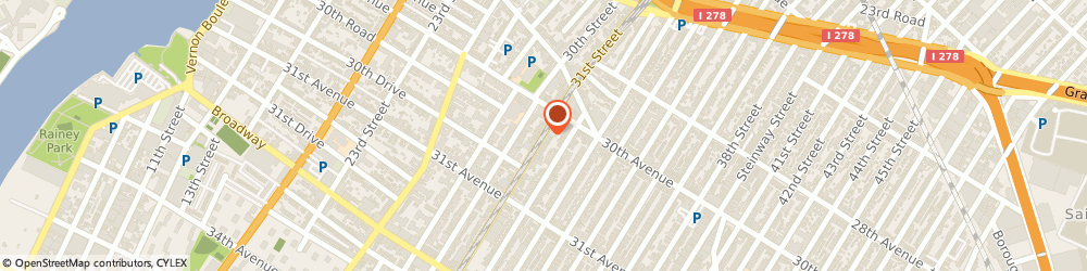 Route/map/directions to Relax Upholstery & Furniture Finishing, 11102 Astoria, 3023 31ST STREET