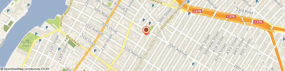 Route/map/directions to The Ophelia Theatre Group, 11102 Astoria, 21-12 30th Rd