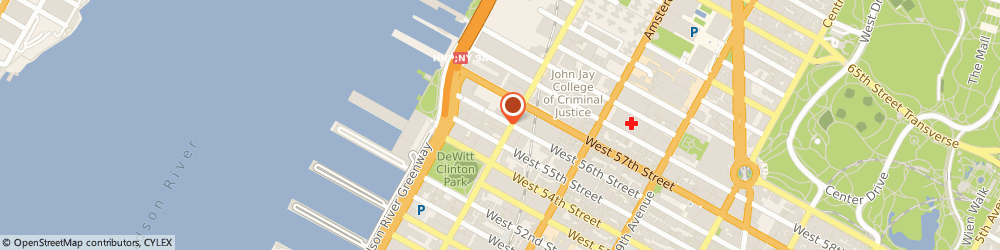 Route/map/directions to Automotive Dealer, 10019 New York, 793 11Th Ave # 801