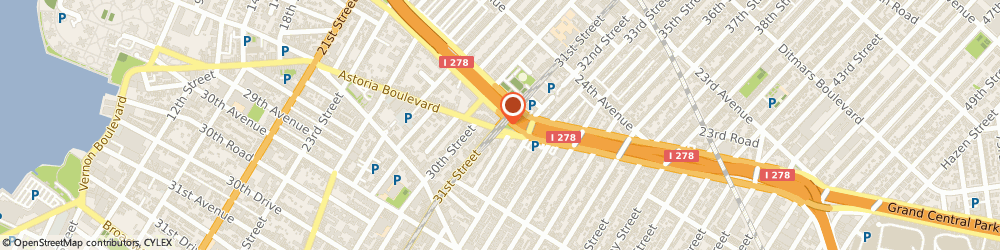 Route/map/directions to Estetica Beauty Salon Incorporated, 11105 Astoria, 2277 31ST STREET