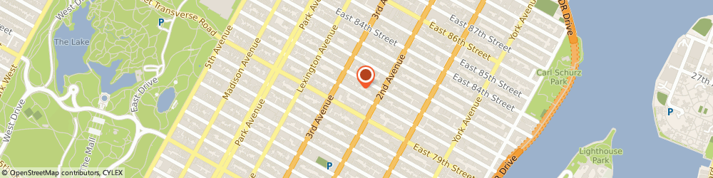 Route/map/directions to Punch Force Fitness, 10075 New York, 223 East 80th Street