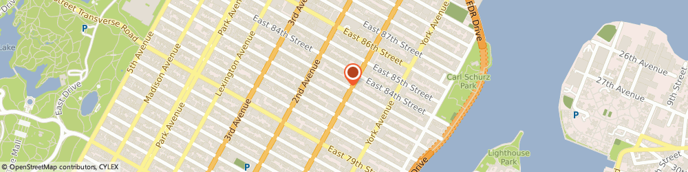 Route/map/directions to I C W ENTERTAINMENT INCORPORATED, 10028 New York, 354 E 83Rd St Ste L