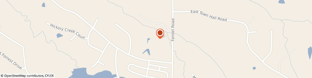 Route/map/directions to Starnes Heating & Cooling Inc, 61548 Metamora, 1322 N Brookview Farm Ln