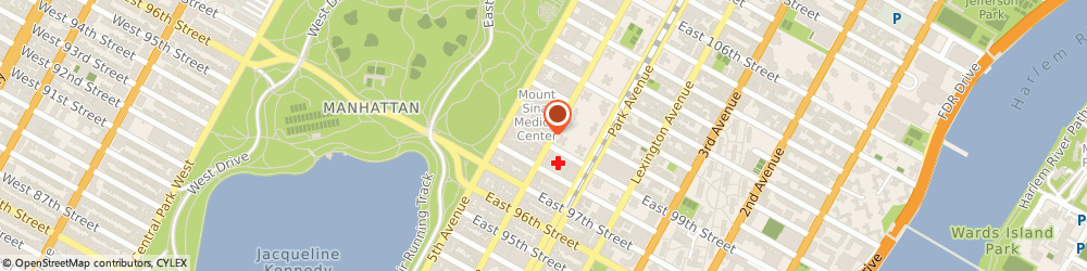 Route/map/directions to Audrey Chun, MD, 10029 New York, 1440 Madison Ave