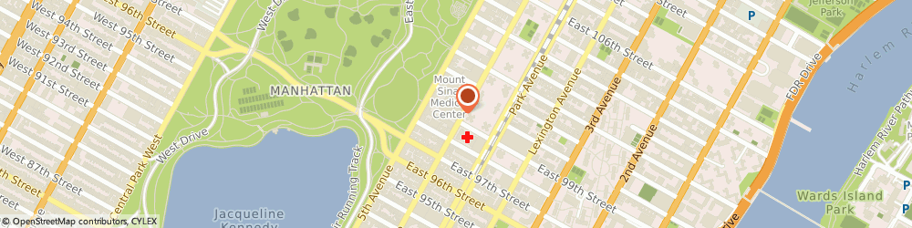 Route/map/directions to Alejandro Berenstein, MD, 10029 New York, 1450 Madison Ave