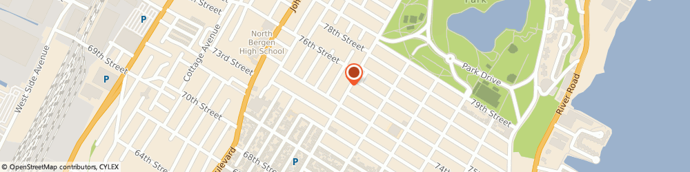 Route/map/directions to RE/MAX North Bergen, 07047 North Bergen, 7515 Bergenline Ave