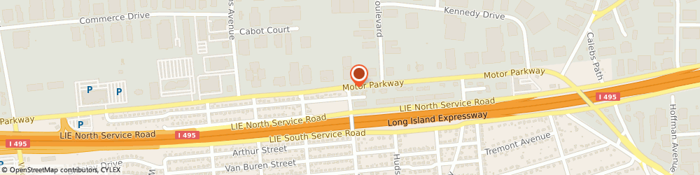 Route/map/directions to Officeteam, 11788 Hauppauge, 100 MOTOR PARKWAY SUITE 115