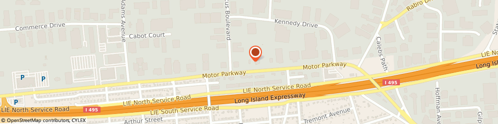 Route/map/directions to Wendy's, 11788 Hauppauge, 352 Motor Parkway