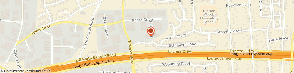 Route/map/directions to Cypress Group, 11788 Hauppauge, 140 Fell Ct