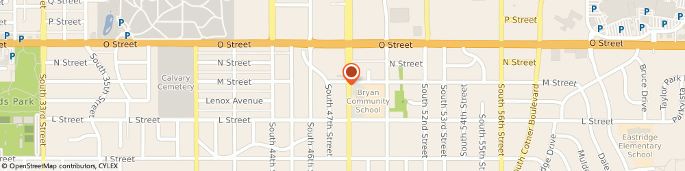 Route/map/directions to Childrens Discovery Center, 68510 Lincoln, 301 SOUTH 48TH STREET
